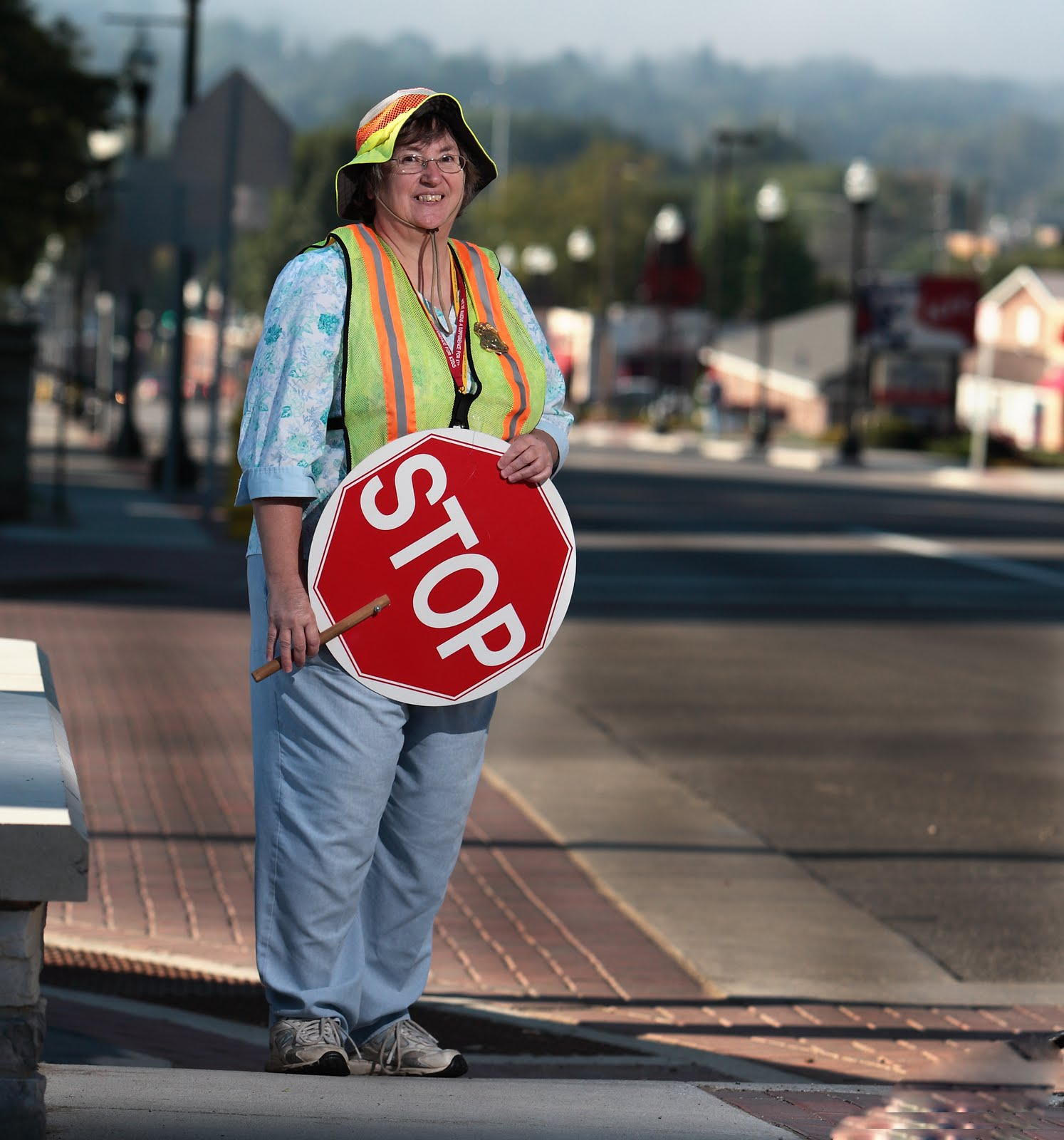 how to become a school crossing guard